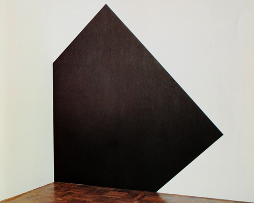 Richard Serra, Left Square into Left Corner