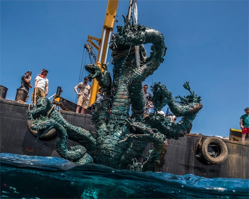 Damien Hirst's Treasures from the Wreck of the Unbelievable