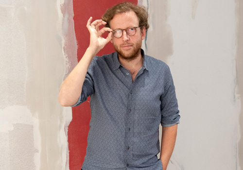 Gallerist Johann König, Berlin, Germany