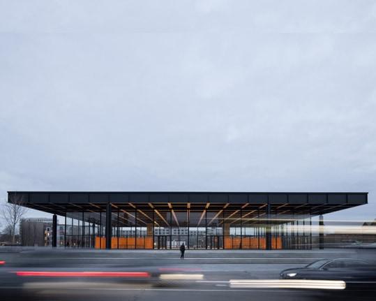 Mies' Neue Nationalgalerie