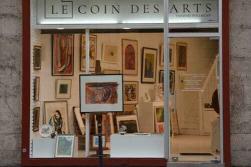 Le Coin des Arts, Paris