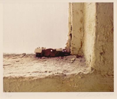 Little Mexican Church on a Windowsill 1970 von Ed Ruscha