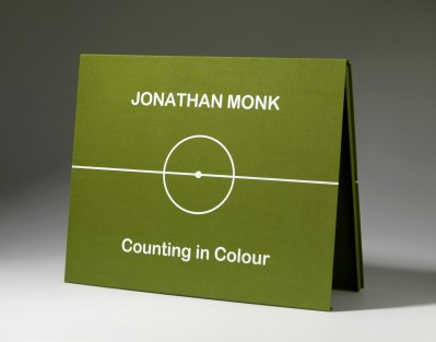 Counting in Colour von Jonathan Monk