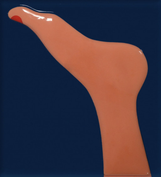 Tom Wesselmann, Seascape (foot), 1967