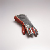 Fireman's Glove with Photograph