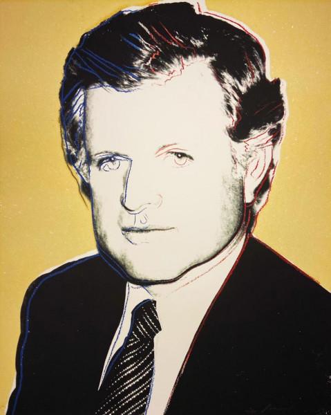 Andy Warhol, Edward Kennedy (FS IIB.240), 1980