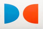 Blue and Orange (Bleu et orange) from Suite of Twenty Seven Color Lithographs