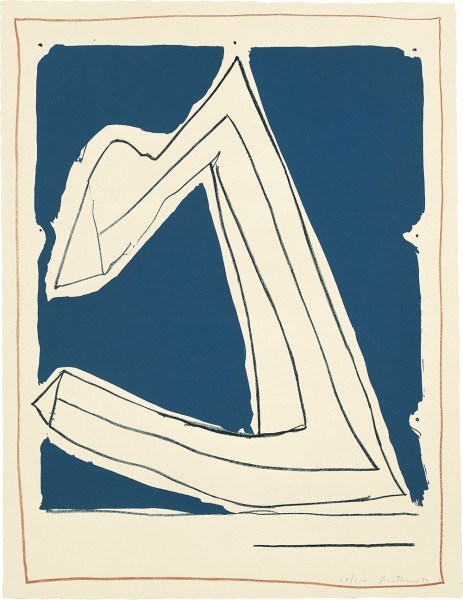 Robert Motherwell, Summertime in Italy, 1966