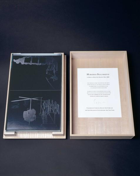 Hiroshi Sugimoto, La Boite en Bois, 2004