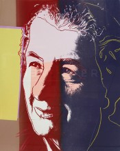 "Golda Meir (FS II.233), from the Portfolio ""Ten Portraits of Jews of the Twentieth Century"""
