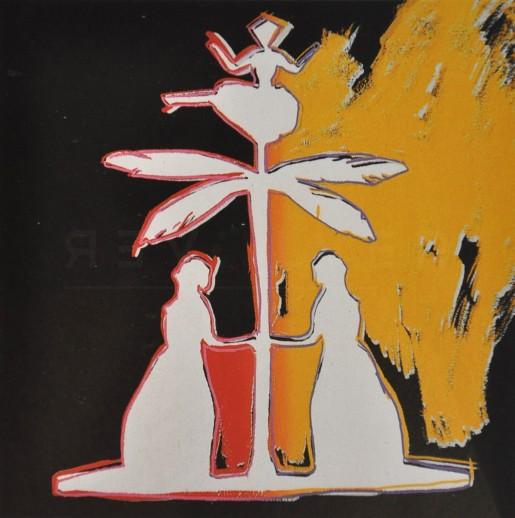 Andy Warhol, Hans Christian Andersen (FS II.399), 1987