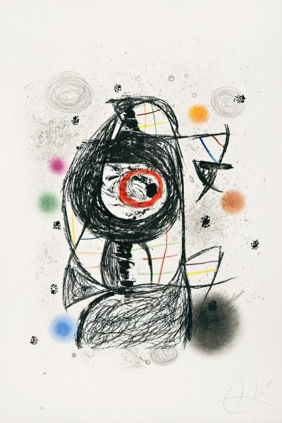 La Jalouse von Joan Miró