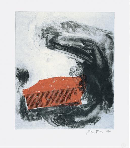 Robert Motherwell, The Wave, 1978