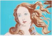 Sandro Botticelli, Birth of Venus, 1482 (FS II.319)