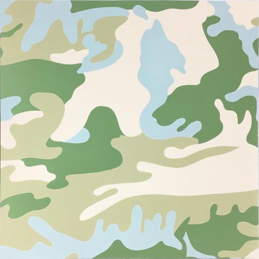 Andy Warhol, Camouflage (FS II. 407), 1987