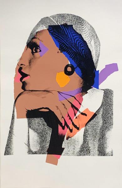 Andy Warhol, Ladies and Gentelmen (FS II.136), 1975