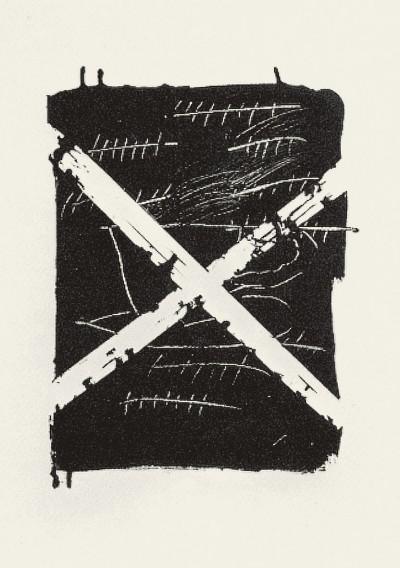 Antoni Tàpies - Llambrec 8