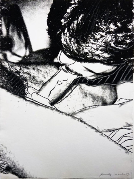 Andy Warhol, Fellatio (FS II.178), 1978