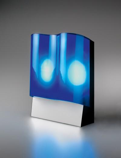 Andro Wekua, Black Sea Lamp, 2011