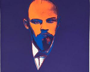 Lenin (FS IIB. 402) von Andy Warhol