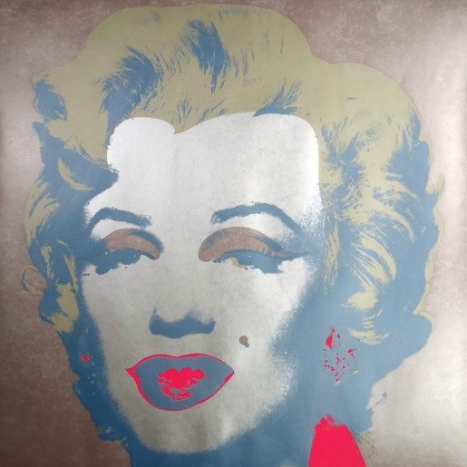 Andy Warhol, Marilyn Monroe (Marilyn) (FS II.26), 1967