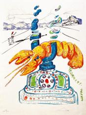 Cybernetic Lobster Telephone