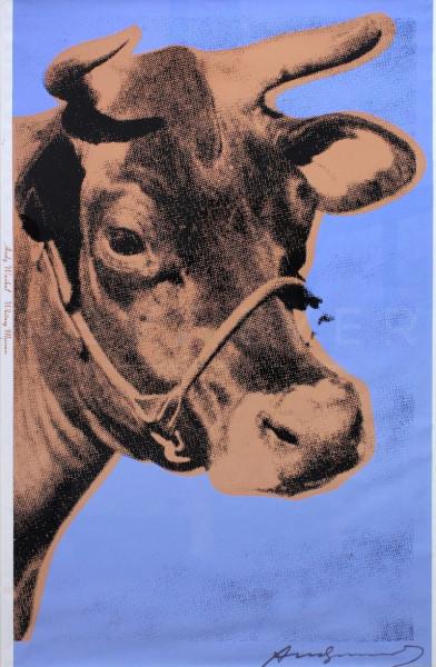 Andy Warhol, Cow (FS II.11A), 1971