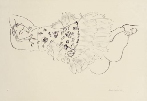 Henri Matisse, Danseuse endormie,  1926-27