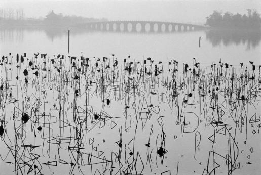 René Burri, Kunming Lake, Summer Palace, Peking, China, 1964