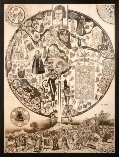 Map of Nowhere von Grayson Perry