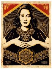 Peace & Justice Woman