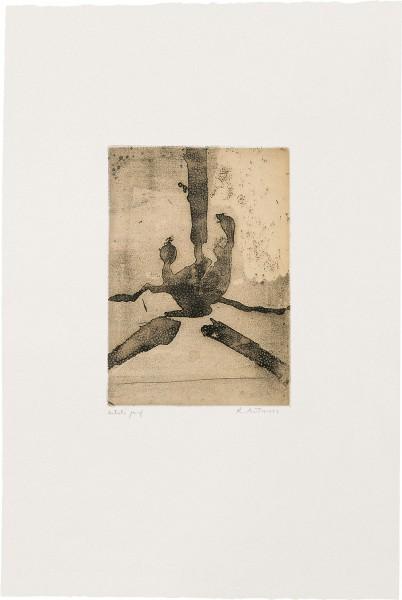 Robert Motherwell, Paroles Peintes III: Untitled, 1966