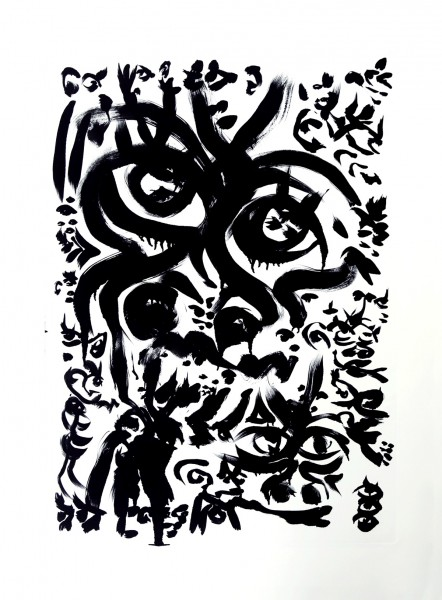 Cabelo, Untitled 1, 2015