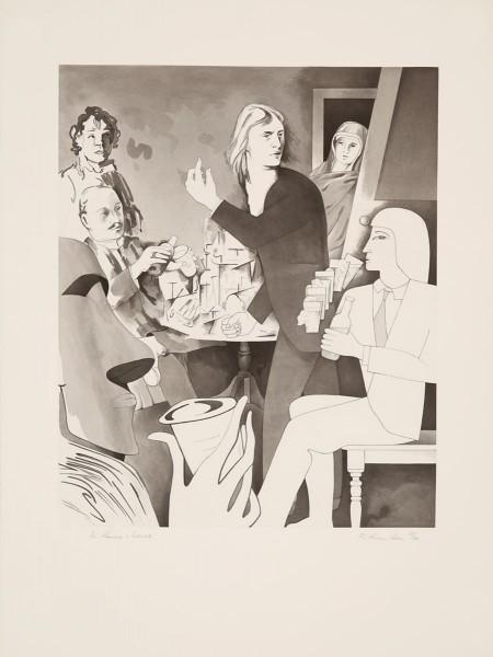 Richard Hamilton, In Horne's House, 1981/1982