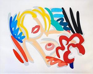 Big Blonde von Tom Wesselmann