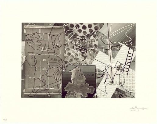 Jasper Johns, Untitled, 1997