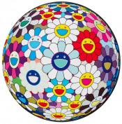 Flower Ball (3D): Sequoia Sempervirens
