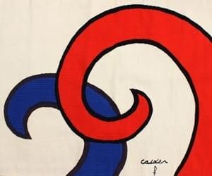 The Waves (Les Vagues) von Alexander Calder