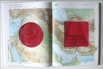 Turning the World von Anish Kapoor