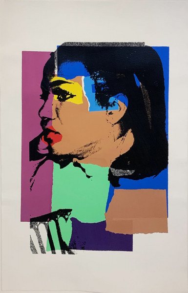 Andy Warhol, Ladies and Gentelmen (FS II.129), 1975