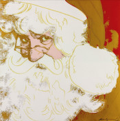 "Santa Claus (FS II.266) from the Portfolio ""Myths"""