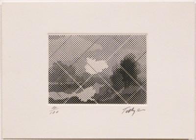 """Untitled (from """"Eighteen Small Prints"""") von William Tillyer"""