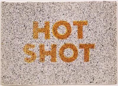 """Ed Ruscha, Hot Shot (from """"Eighteen Small Prints""""), 1973"""