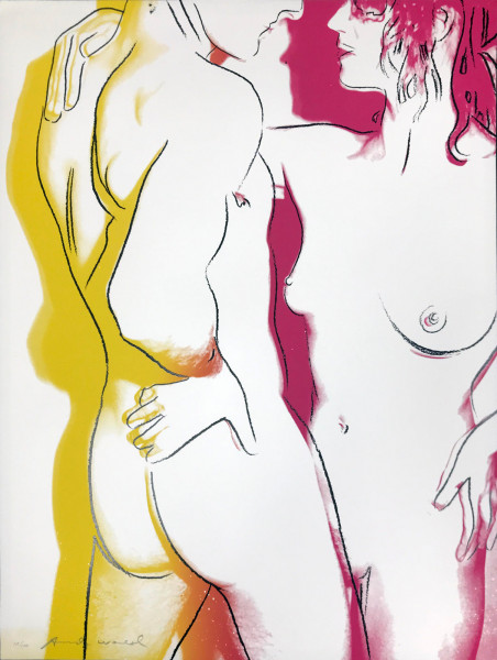 Andy Warhol, Love (FS II.311), 1983