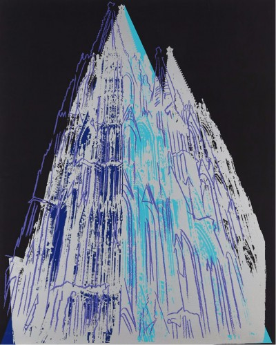 Andy Warhol - Cologne Cathedral