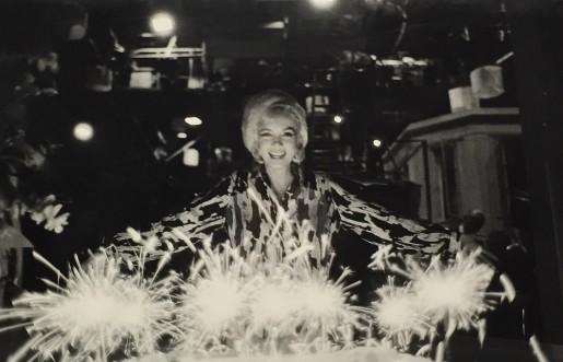 Lawrence Schiller, Marilyn Monroe Birthday Cake, 1962 - 2007