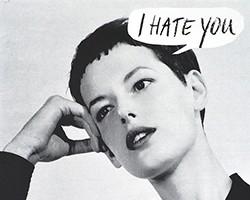I Hate You von Daniel Richter