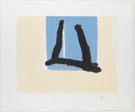 Robert Motherwell, Summer Sign, 1990