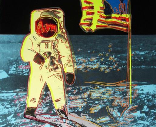 Andy Warhol, Moonwalk (FS IIB.404), 1987
