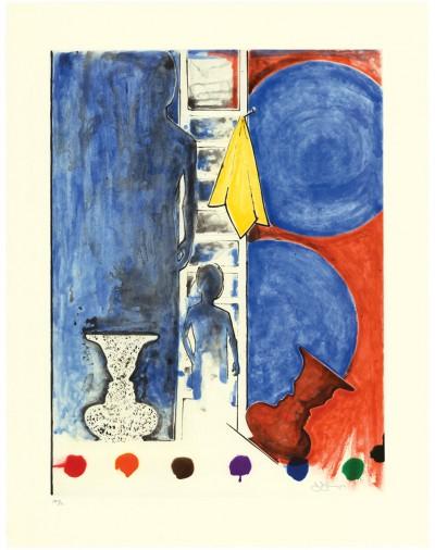 Untitled von Jasper Johns